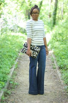 StyleLust Pages: Leopard & Stripes, Take Two