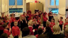 Čertovská besídka MŠ Hluboké Mašůvky 2012 Christmas Decorations, Youtube, Advent, Youtubers, Christmas Decor, Youtube Movies, Christmas Tables, Christmas Jewelry
