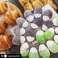 #Repost @kaperepublik - Ham & Cheese Croissants - Madeleines 😍😍😍 #kaperepublik #cafe #kape #coffee #coffeeshop #cerritos #artesia #norwalk #foodie#filipino #filipinofoodmovement #fusion #ube #pandan #sweettooth #yelp #yelpla #yelpoc