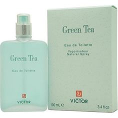 Green Tea Victor By Parfums Victor For Men. Eau De Toilette Spray 3.4 OZ by Parfums Victor. $26.04. This item is not for sale in Catalina Island. Packaging for this product may vary from that shown in the image above. Launched by the design house of Parfums Victor.Whenapplyingany fragrance please consider that there are several factors which can affect the natural smell of your skin and, in turn, the way a scent smells on you. For instance, your mood, stre...