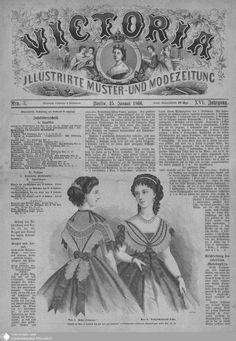11 - Nro. 3. 15. Januar - Victoria - Seite - Digitale Sammlungen - Digitale Sammlungen