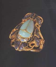 Rene Lalique, Beetle Ring