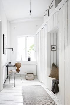 my scandinavian home: Small spaces: A Dreamy Swedish Pad