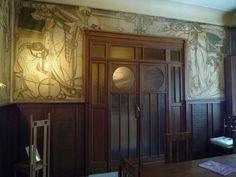 La Maison Gauchie - Bruxelles - Les Intérieurs