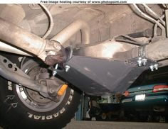 Anyone have or make D44a Skid plates? - JeepForum.com