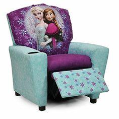 Frozen Upholstered Chair