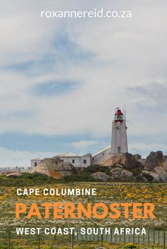 When you visit Paternoster on the West Coast, one of the highlights is the Cape Columbine Nature Reserve & lighthouse about away. West Coast Road Trip, Ireland Landscape, Slow Travel, Nature Reserve, Ireland Travel, Africa Travel, Culture Travel, South Africa, Lighthouses