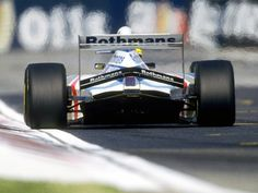 Ayrton Senna | 1994 Williams FW16
