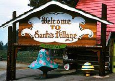 Santa's Village ~ Lake Arrowhead, CA San Bernardino National Forest, San Bernardino Mountains, Scotts Valley, Santa's Village, Santa Pictures, Visit Santa, Lake Arrowhead, Roadside Attractions, Wishing Well
