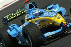#7 Jarno Trulli...Mild Seven Renault F1 Team...Renault R24...Motor Renault RS 24 V10 3.0...GP Bahrein 2004