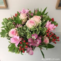 #fleur #bouquet #romantique
