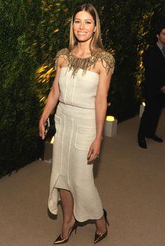 Jessica Biel, sua linda!