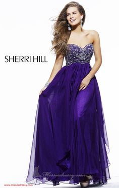 Sherri Hill 3802 by Sherri Hill