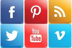 Dica tech: Como colocar os seus Ícones das Redes Sociais pela Plataforma do Blogger | CBBlogers