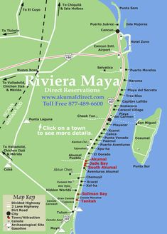 ~ Maya Rivera | Photos de La Riviera Maya | Images La Riviera Maya ~ Hackman's Home Health Spa ~ http://hackmans.mysite.com ~