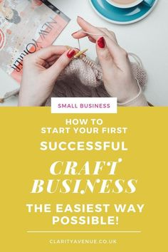 What does starting a business really look like? A real-life tutorial for what it looks like when you start a craft business from home using Shopify! Craft Business, Home Based Business, Business Tips, Online Business, Business Essentials, Business Planner, Business Motivation, Business Names, Creative Business
