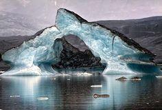 Stunning ... glacier