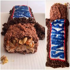 30 Things You Didnt Know You Could Make Out Of Rice Krispie Treats 11