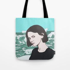 Under the Surface Tote Bag by alex_ira