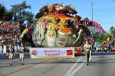 Rose Parade - As a teen, my family made such amazing memories camping out on the street to save our curbside spots overnight - then enJOYing an up-close and personal view of this fun parade. I dream of taking my own family one year to create a new memory :)