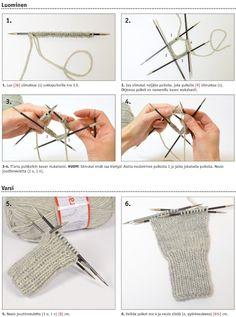 Crochet Bikini, Knit Crochet, Homemade Pumpkin Spice Latte, Wrist Warmers, New Hobbies, Mittens, Knitting Patterns, Drops Design, Villa