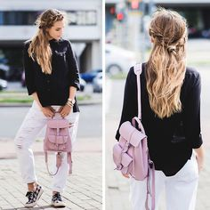 More looks by Julia  Novik: http://lb.nu/juliesecret  #casual #minimal #romantic