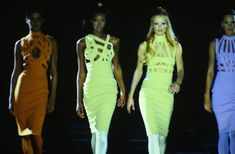Beauty And Fashion Vintage Versace, Gianni Versace, Backstage, Supermodels, Fashion Photography, Runway, High Neck Dress, Beauty, Dresses