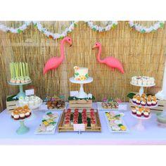 Retro Luau Summer Party Ideas | Photo 1 of 13