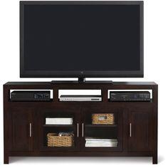 "Art Van Hudson 62"" Console - Overstock™ Shopping - Great Deals on Art Van Furniture Entertainment Centers"