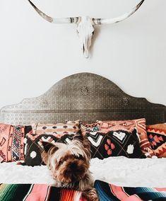 west inspired bed @dcbarroso