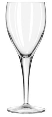 Luigi Bormioli Wine Glass 8 oz. 24 per case, 24/CA by Libbey. $160.49. The attractive, sleek design of Michelangelo enhances any tabletop presentation. Has the look and feel of lead crystal and the durability needed for high volume use. The attractive, sleek design enhances any tabletop presentation while offering the look and feel of lead crystal and the durability needed for high volume use.