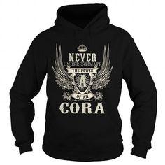 Awesome Tee CORA, CORAYEAR, CORABIRTHDAY, CORAHOODIE, CORANAME, CORAHOODIES - TSHIRT FOR YOU T shirts