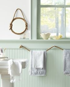 Rope-Shaped Decorations   Step-by-Step   DIY Craft How To's and Instructions  Martha Stewart