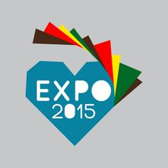 Expo Logo by Valentina Faravelli, via Behance