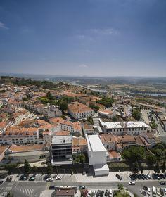 Gallery of Abrantes Municipal Market / ARX Portugal - 11