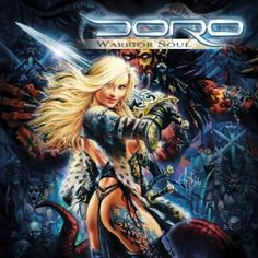 Doro, Warrior Soul***: Doro has never really disappointed me. Her voice is pitch perfect for heavy metal and only gets better as she gets older. And really, she is the model for women in heavy metal as she may have been the very first truly metal female artist ever. And she still shows the young ones how to do it (male and female) with style and with class, both of which are evident on this album. Here's to Doro and her Warrior's soul. 9/18/15