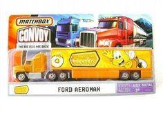 Matchbox Honey Nut Cheerios Ford Aeromax by Mattel. $14.30