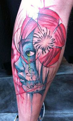 Tattoo Artist - Jacob Pedersen - Muerte tattoo