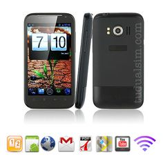 """$210€ DESIRE G21 ANDROID 4.0 - 1GHZ - 3G – CAPACITIVA 4.3"""" #dualsim #android4.0"""