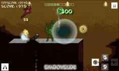 Jade Run shadowslide by @uncledev #gamedev #indiedev #animation http://uncledev.itch.io/jade-run
