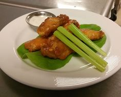 The Bistro, Lunch Specials, October 15, Tossed, Asparagus, Leo, Good Food, Wings, Restaurant