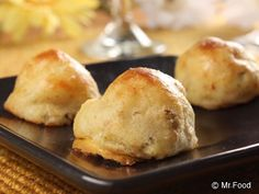 Potato Puffs | mrfood.com