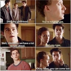 This part was perfect, I was seriously missing the old Stiles so Im happy they put this in :)  @imcdonald0141