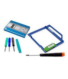 SSD Upgrade dreams: OWC DIY Kit: Data Doubler + 240GB OWC Mercury Electra 3G SSD Drive Bundle + 5 Piece Toolkit: Fits all Apple MacBook & MacBook Pro 'Unibody