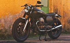 V35 Imola, Moto Guzzi