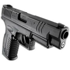 "I want one - Springfield XDM .45 ACP 4.5"" barrel 13 Rounds Black"