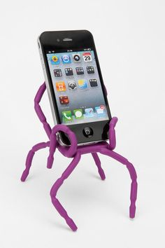 An 8-armed crawler that will hold your gadgets...#urbanoutfitters