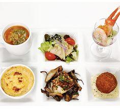 Okayama 岡山 fruitier[フリュティエ]   Lunch menu ランチメニュー トラント・アミューズ