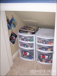Storing Childrens Toys - Part 3