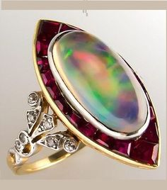 1000 Images About Rings With Stones Or Gems On Pinterest